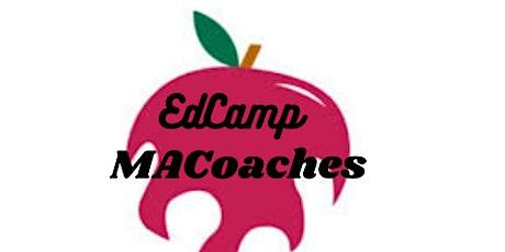 EdCamp MACoaches 2021 tickets
