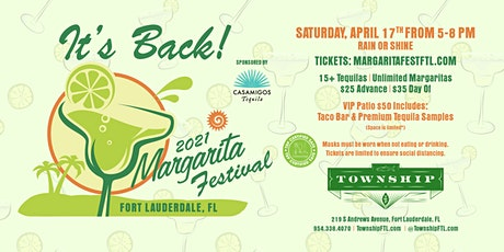 Margarita Festival tickets