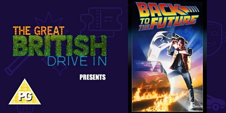 Back to the Future (Doors Open at 14:30) tickets