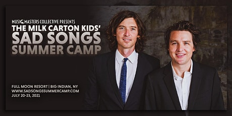 The Milk Carton Kids' Sad Songs Summer Camp tickets