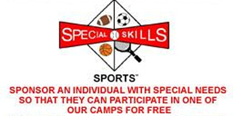 The Special Skills Sports Camps Athlete Sponsorship tickets