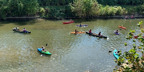 Pop-up Canoe Livery on the Mill Creek tickets
