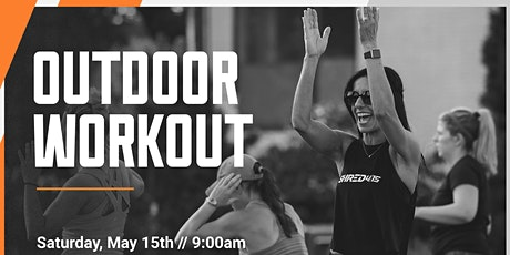 Shred415 Outdoor Workout tickets