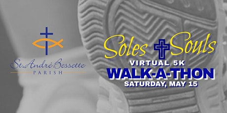 Soles+Souls Virtual 5K Walkathon tickets