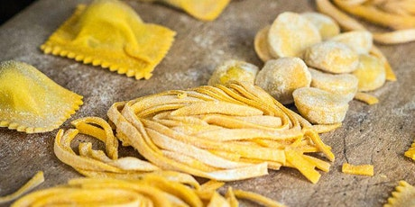 Livestream Online Cookery Class - Pasta Making tickets