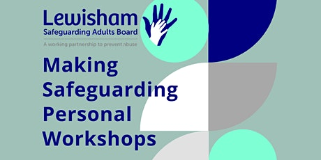 Making Safeguarding Personal (MSP) Workshop bilhetes