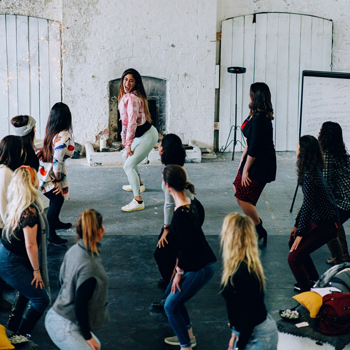 The Kind Fest: Let's Twerk It Out with Haelee Reis image