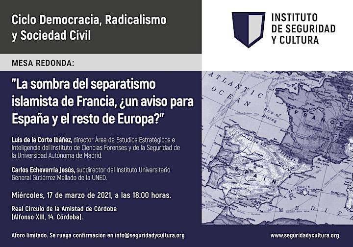 Imagen de 'El separatismo islamista de Francia, ¿un aviso para España y Europa?'