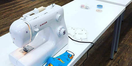 Machine Sewing for beginners tickets