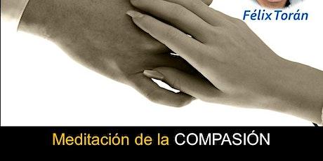 Meditación de la compasión (Zoom) entradas