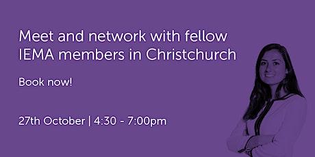 NZ271021 New Zealand: Christchurch Networking Event tickets
