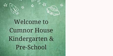 Welcome to Cumnor Kindergarten & Pre-School - Music Class tickets