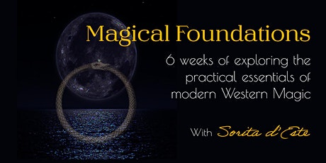 Foundations in Magical Practice tickets