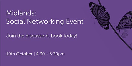 M191021 Midlands: Social Networking Event tickets