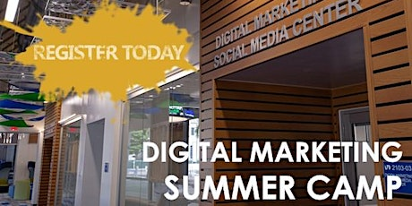 DIGITAL MARKETING SUMMER CAMP tickets