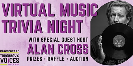 Music Trivia Night with Alan Cross tickets