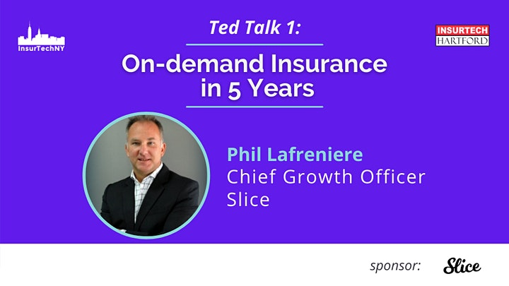 InsurTech Spring 2021 Conference image