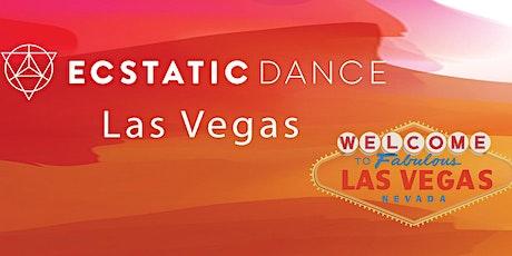 Ecstatic Dance Las Vegas tickets