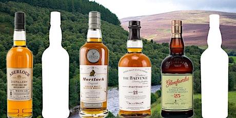 Speyside Special (Online Whisky Tasting) - Malt Mariners Tickets