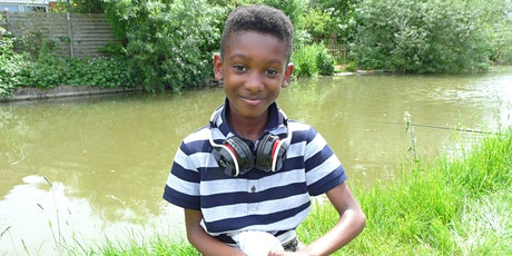 Free Let's Fish! -  Market Harborough - Learn to Fish session - WDNAC tickets