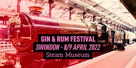 The Gin & Rum Festival - Swindon - 2022 tickets