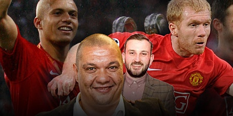 An Evening with Paul Scholes & Wes Brown tickets