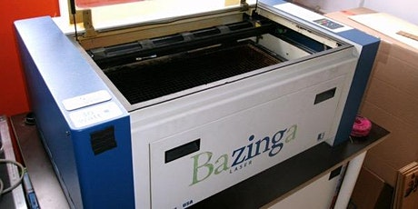 Laserabend - Einführung in das Arbeiten mit dem Laser-Cutter Tickets