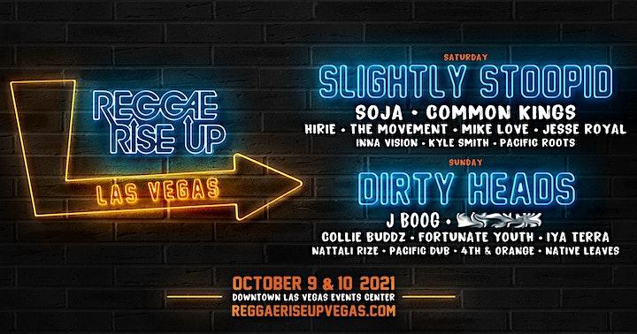 Reggae Rise Up Vegas Festival 2021 image
