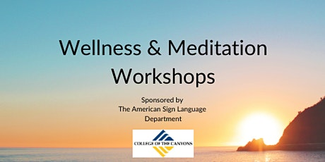Stress Management Using Mindfulness Techniques tickets
