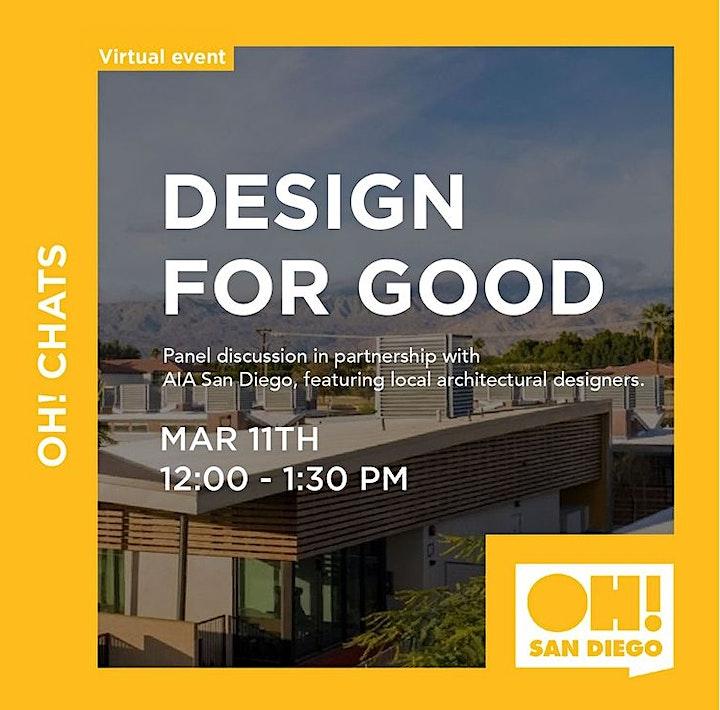 Design for Good image