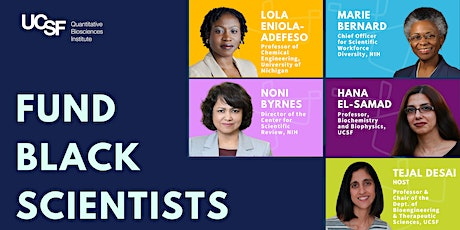 Fund Black Scientists tickets