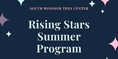 Rising Stars Summer Program- High School- Session 2 tickets
