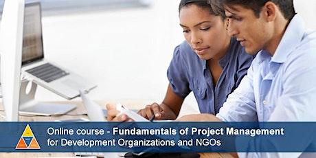 eCourse: Fundamentals of Project Management (April 12, 2021) tickets