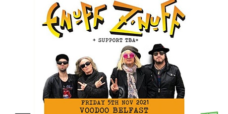 Enuff Z Nuff tickets