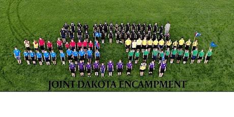 2021 Joint Dakota Encampment Staff Training Weekend tickets