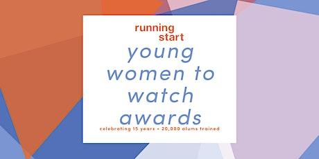 Running Start's Young Women to Watch Awards tickets