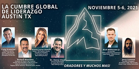 Cumbre Global de Liderazgo Austin 2021 tickets