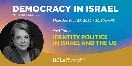 Identity Politics in Israel and the USA tickets