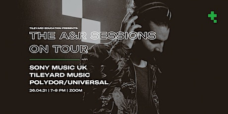 A&R Session Tour - Get Your Tracks Listened to by Industry Experts tickets