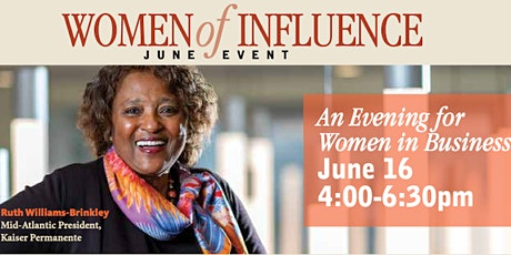 I95 BUSINESS Annual Women of Influence tickets