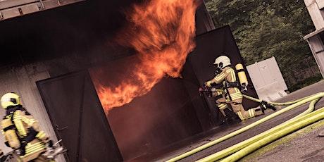 S-GARD - SAFETYTOUR // Dialog: Brandbekämpfung 30.10.2021 Tickets