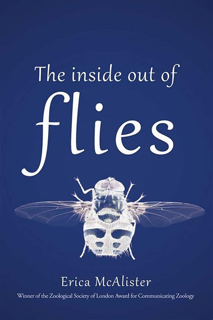 Virtual PubSci | Dr Erica McAlister - The Inside Out of Flies image