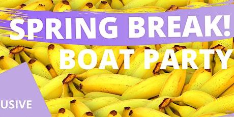 2020#Craziest Spring BREAK! BOAT PARTY in MIAMI! tickets