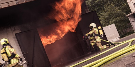 S-GARD - SAFETYTOUR // Dialog: Brandbekämpfung 06.11.2021 billets