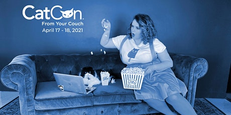 CatCon From Your Couch - April 2021 tickets
