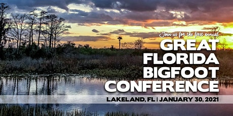 Great Florida Bigfoot Conference July 10, 2021 tickets