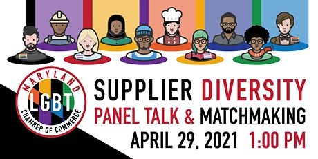Supplier Diversity panel Talk & Matchmaking Tickets
