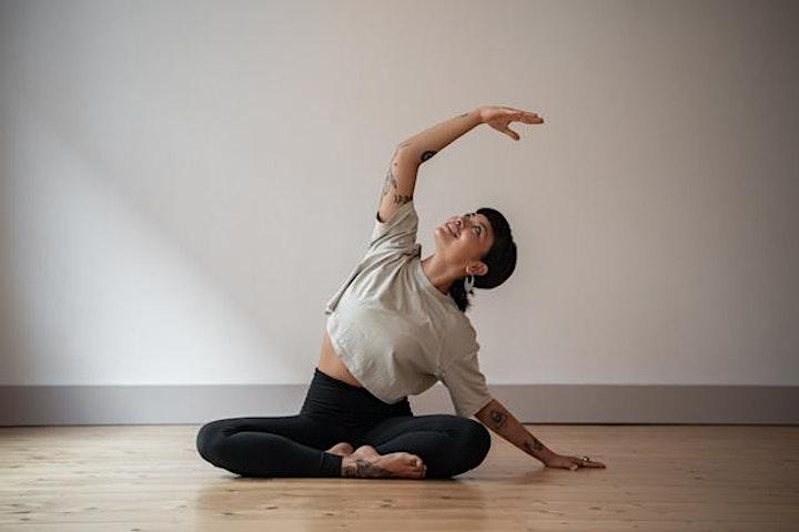 The Kind Fest: Gentle Flow Yoga with Dani Hiro image