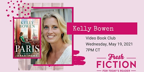 Video Book Club with Author Kelly Bowen tickets
