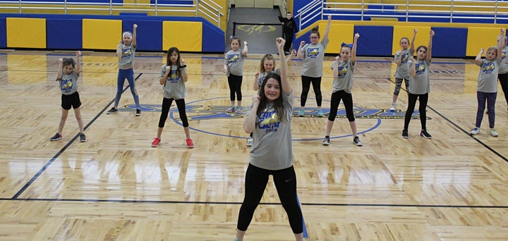 CLERMONT NORTHEASTERN YOUTH CHEERLEADING CAMP image